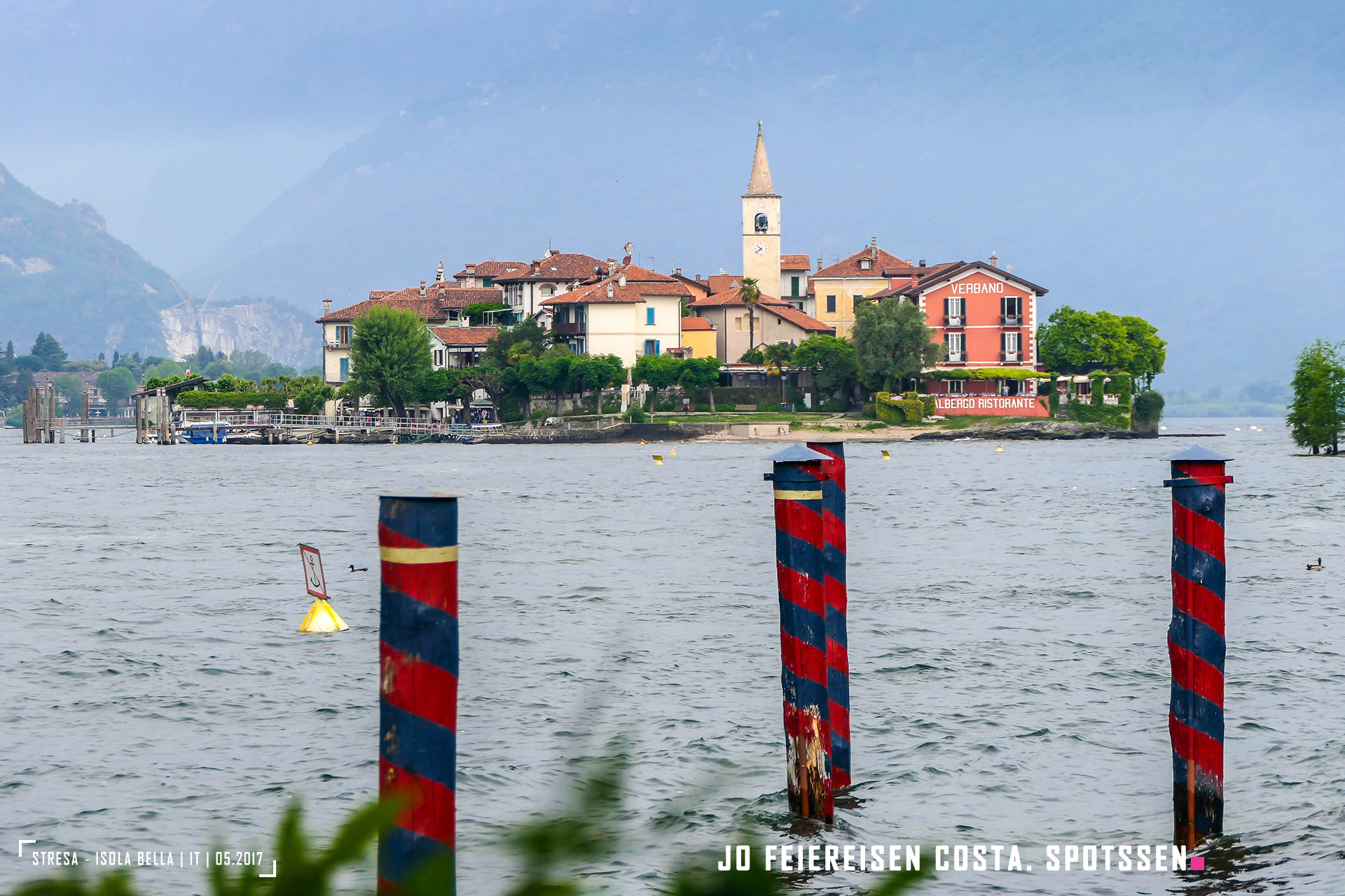 stresa, piémont, italie, lac majeur