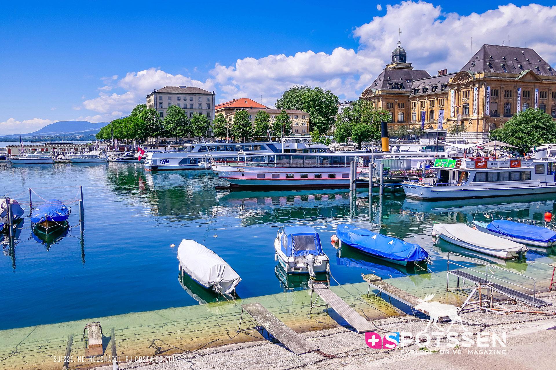 Neuchâtel, Stop&Go