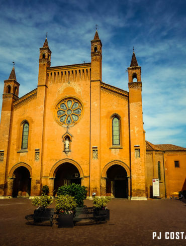 Alba, Italie, stop&go