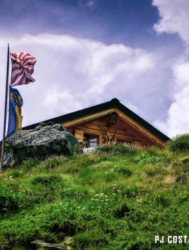 Lac de louvie, Valais