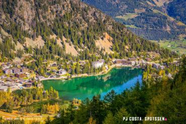 La Breya, Val d'Arpette, Valais
