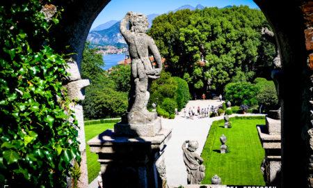 isola bella, borromées, piémont, stresa, italie