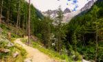 trient, vallée du trient, glacier, valais, suisse, bisses