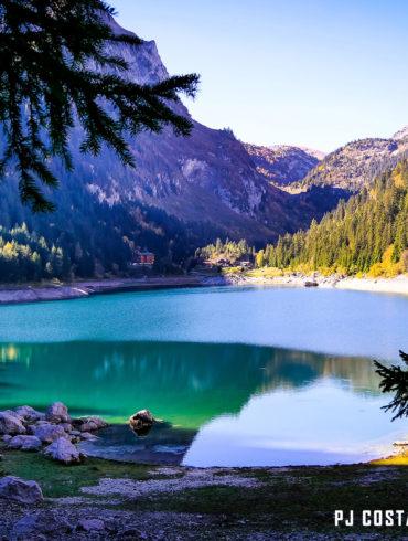 lac taney, miex, lacs, montagne, vouvry, chablais, valais, suisse