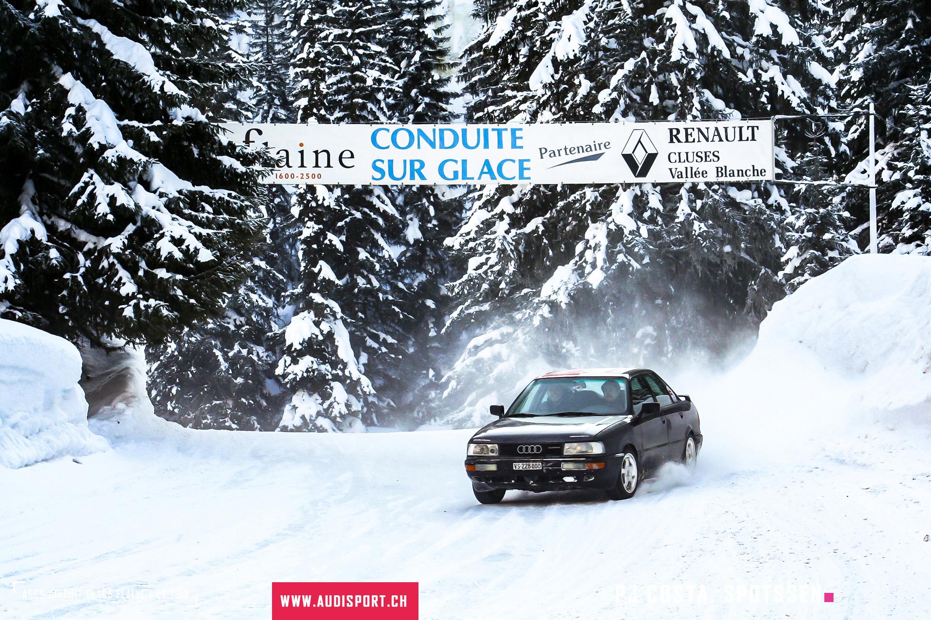 2013, ascs, audi, circuit, glace, flaine, audisport.ch, audi sport club suisse