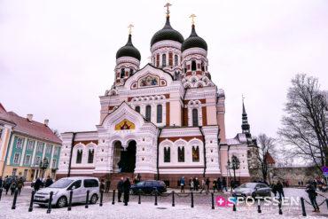 2018, tallinn, estonie, pays baltes, mers, baltique, villes&villages