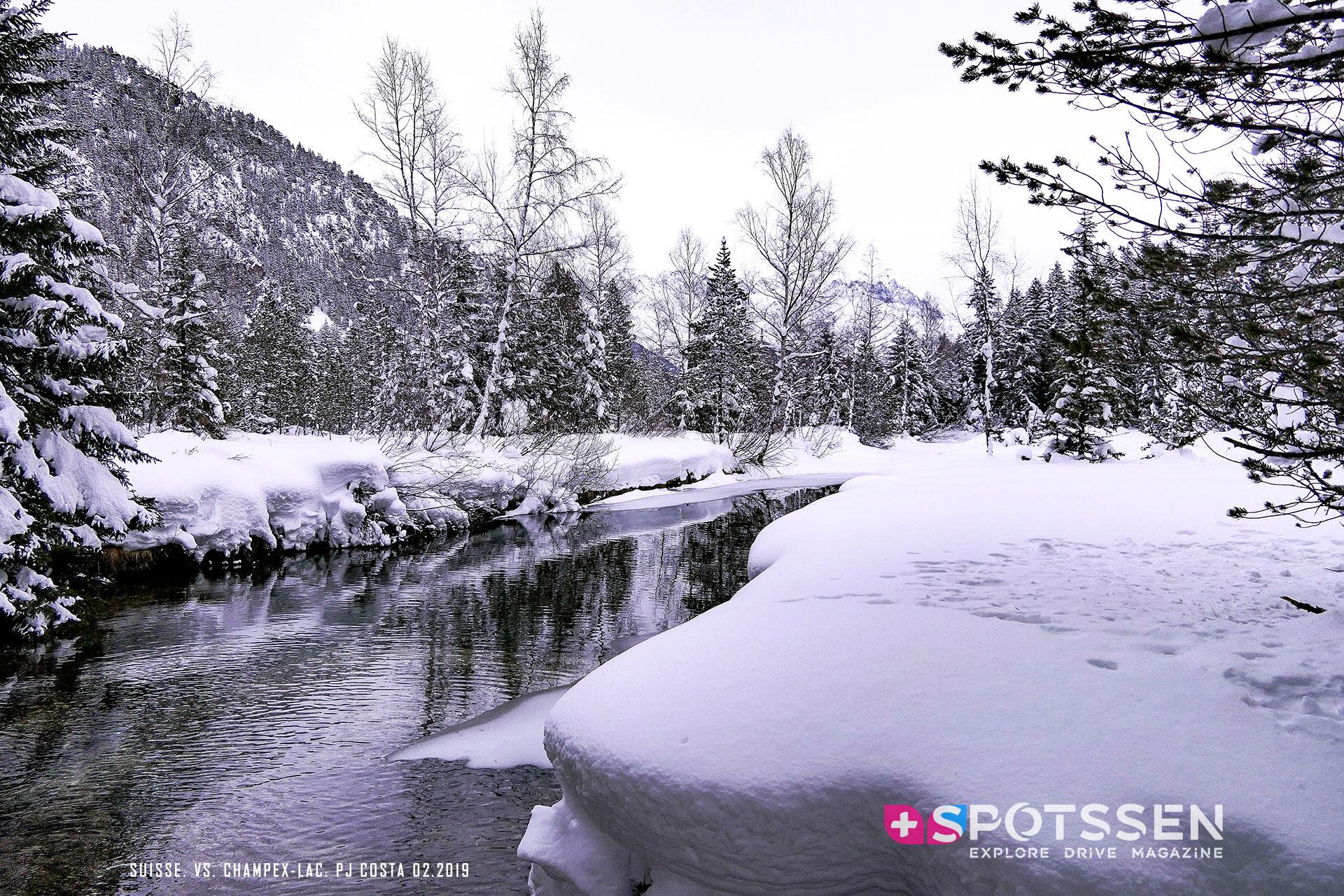 2019, champex-lac, valais, suisse