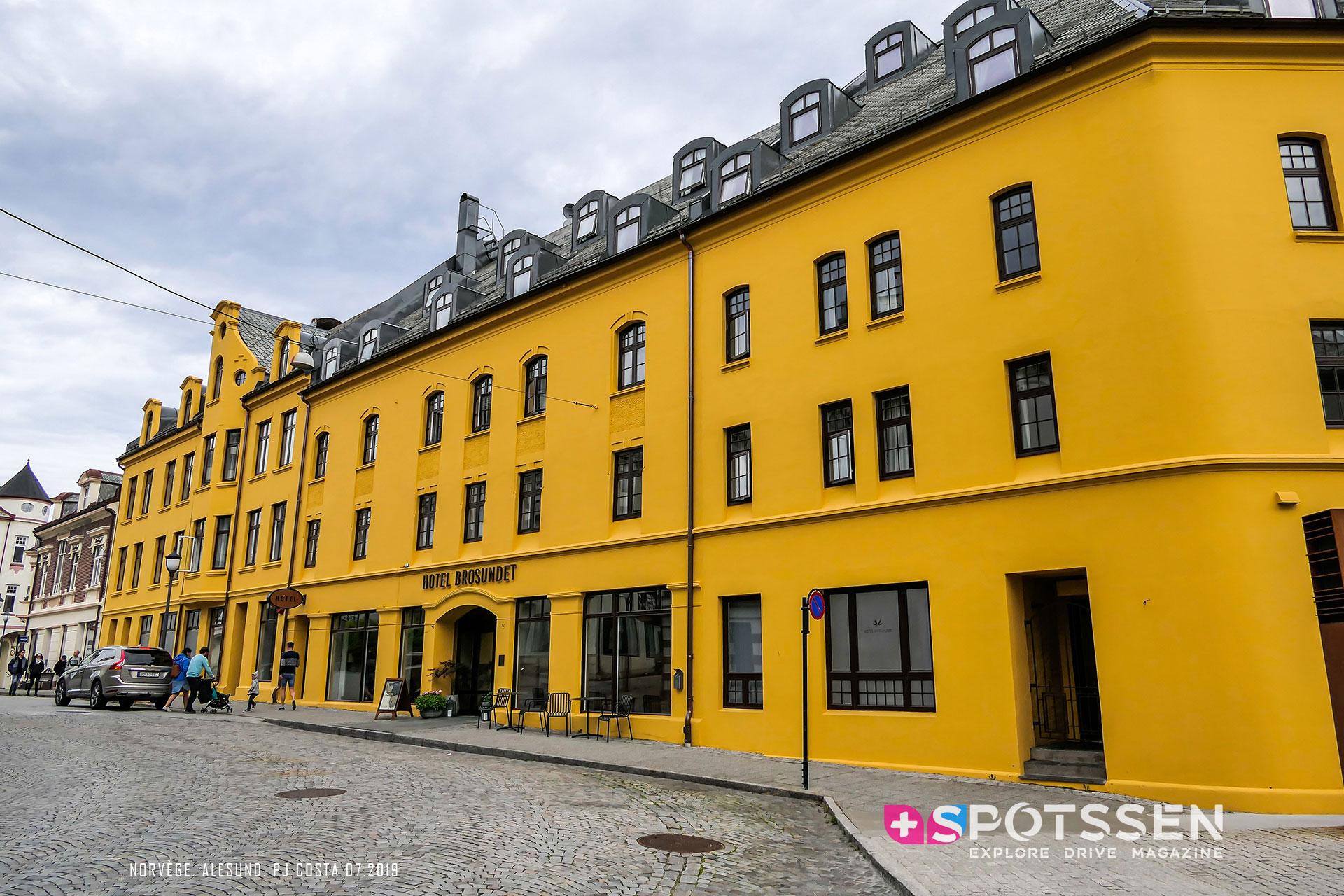 2019, alesund, norvège, scandinavie