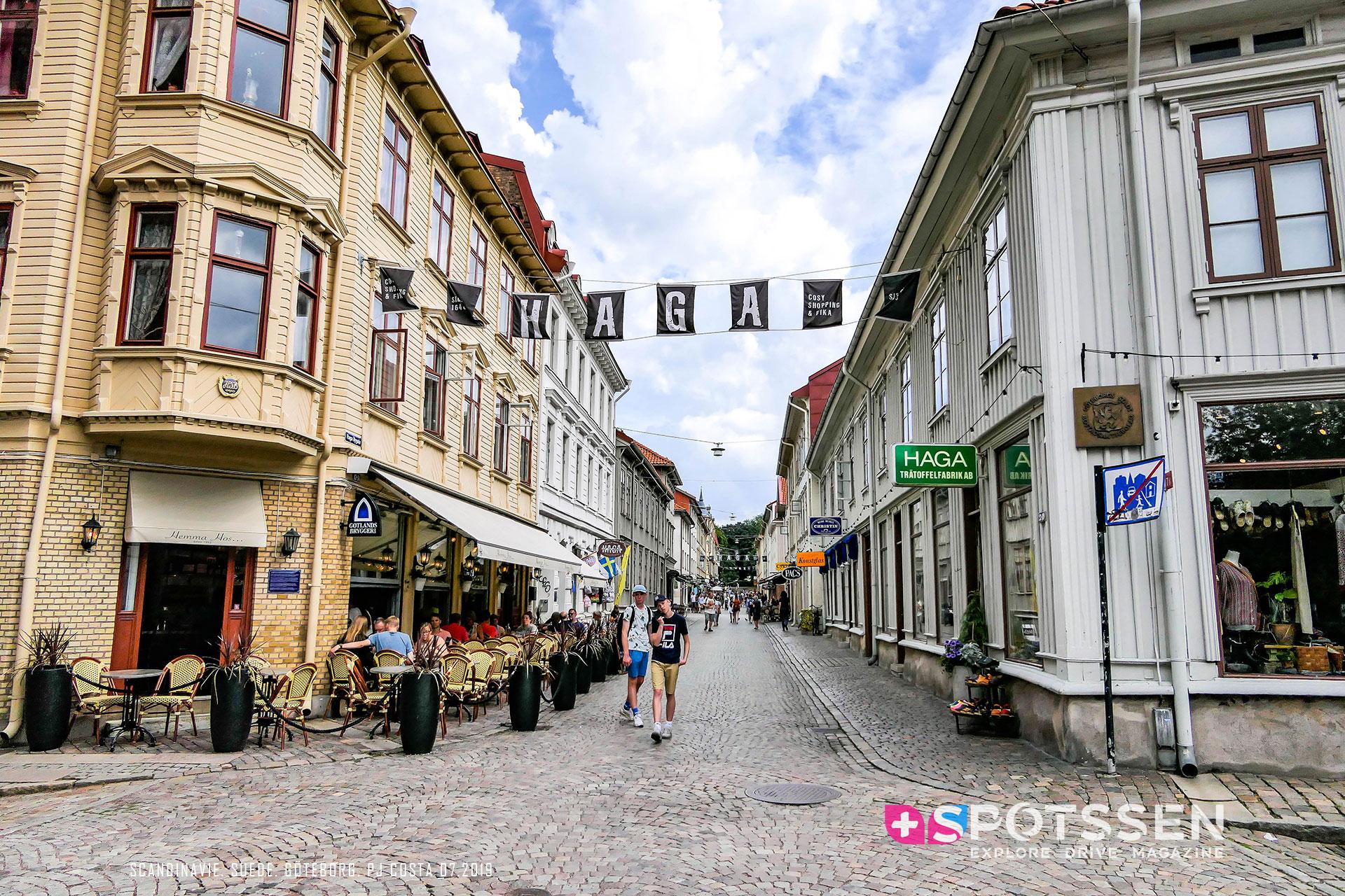 2019, goteborg, suede, haga