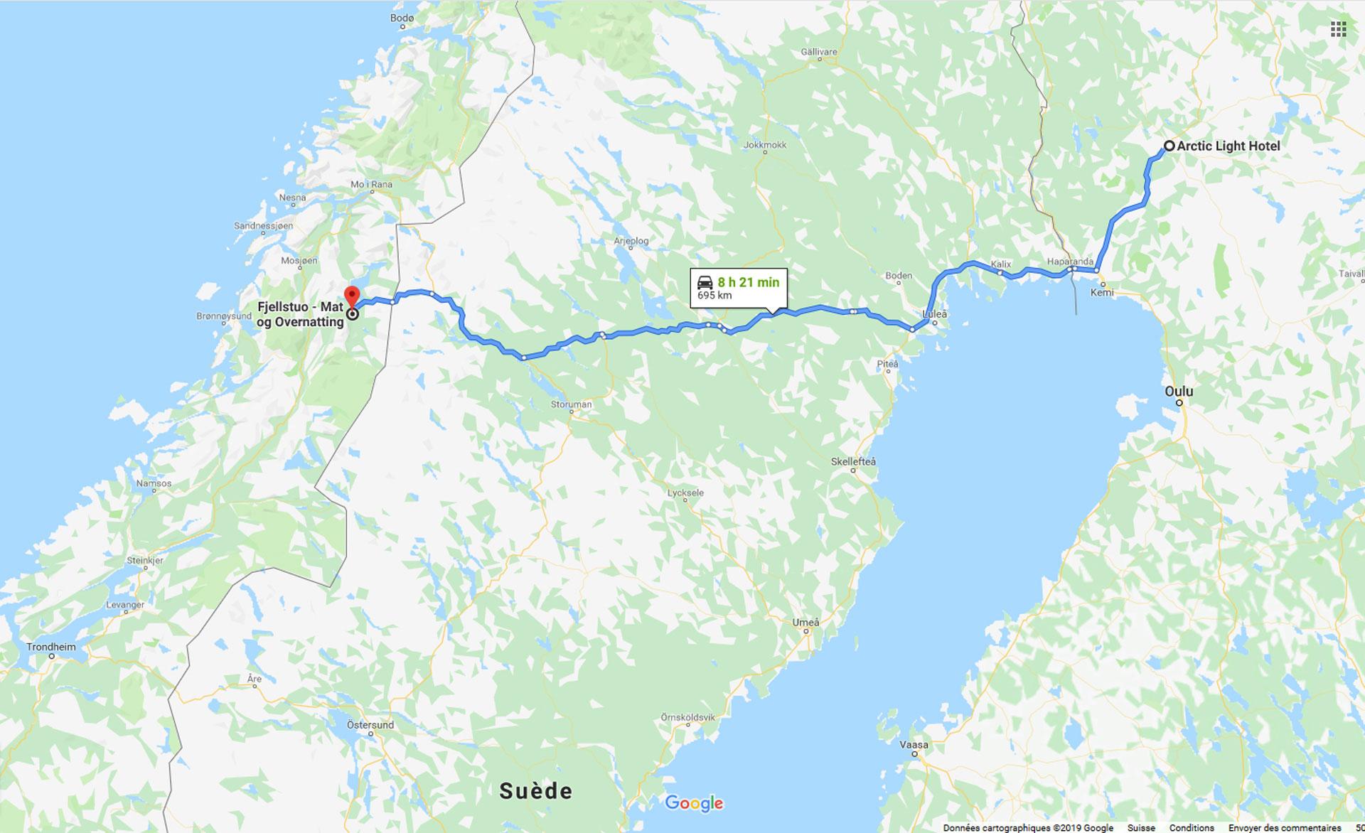 2019, scandinavie, rovaniemi, hattfjelld