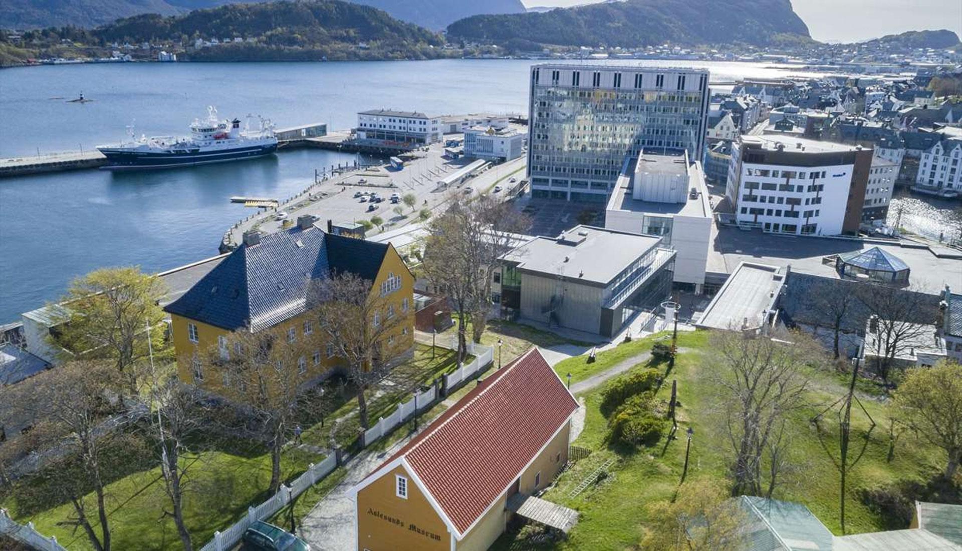 2019, alesund, museum, norvege