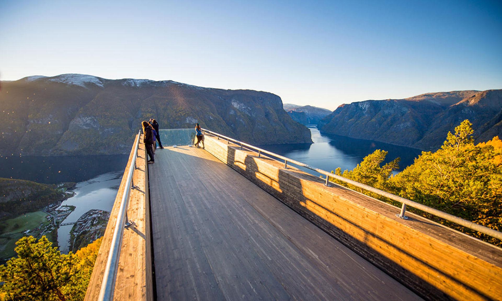 2019, stegastein, bergen, norvege