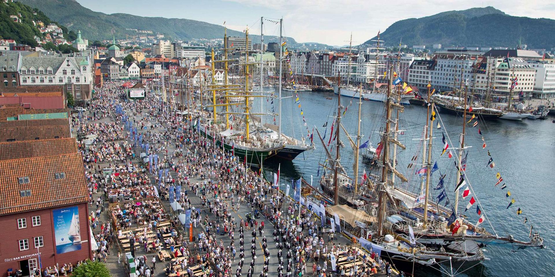 2019, bergen, boat festival