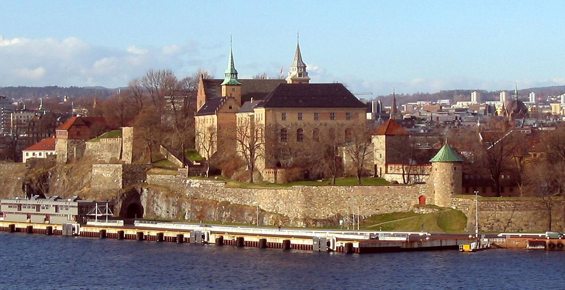 2019, oslo, akershus, castle, norvege