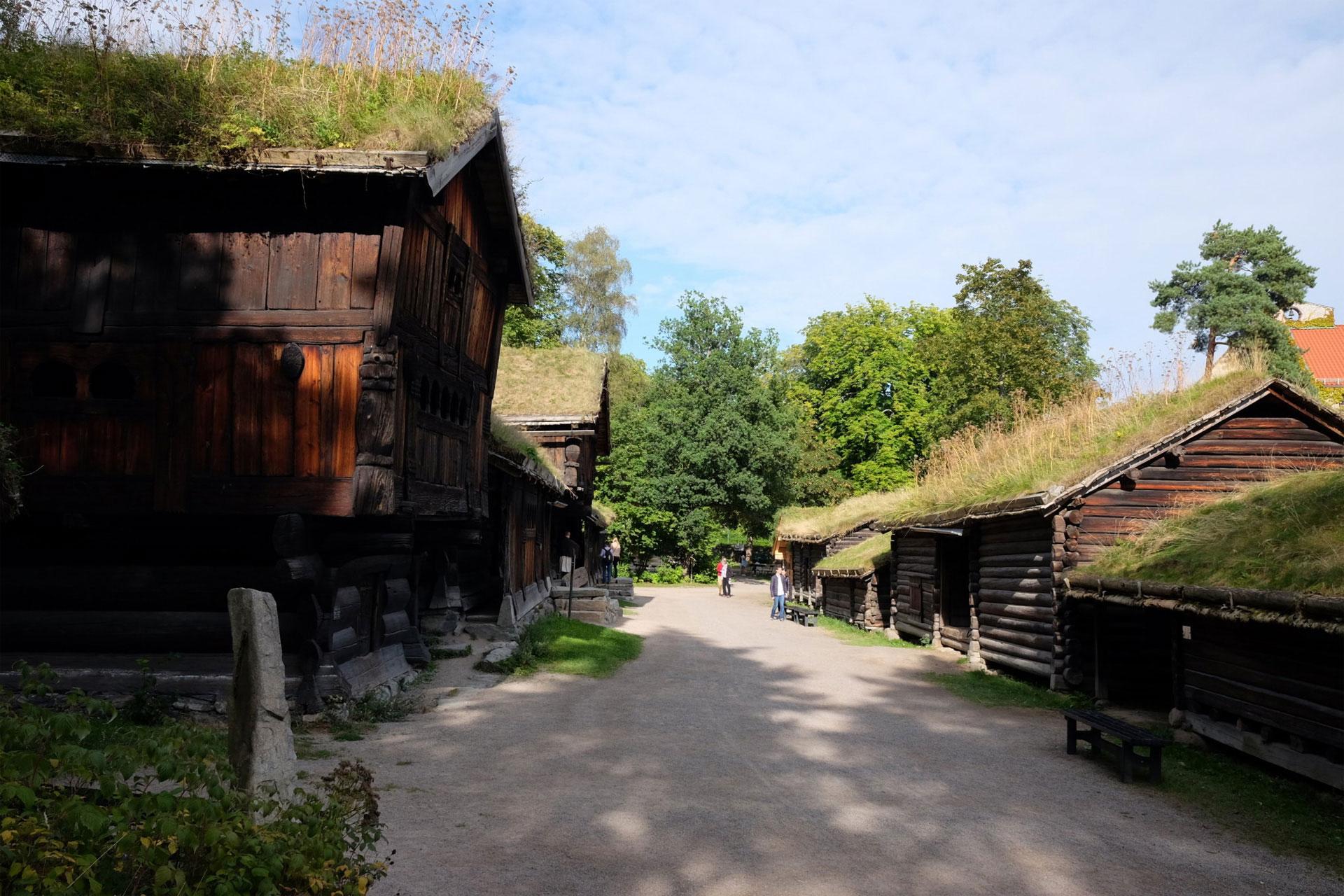 2019, oslo, folk, museum, norvege