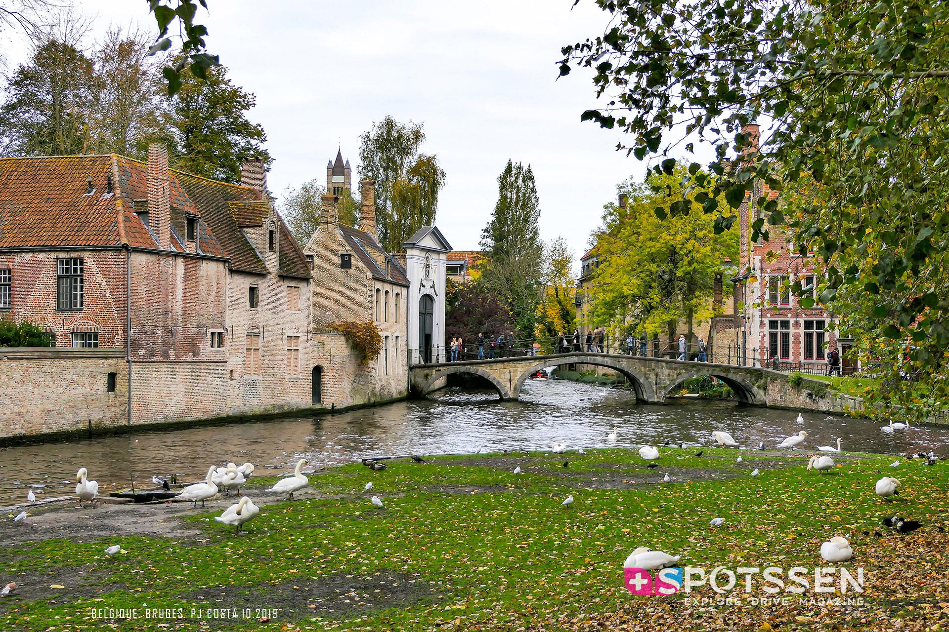 Bruges, Belgique, 2019