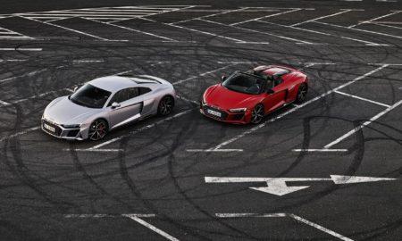 Audi R8 RWD V10