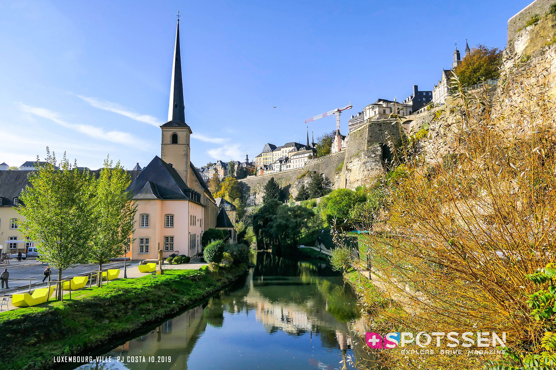 2019, luxembourg, ville