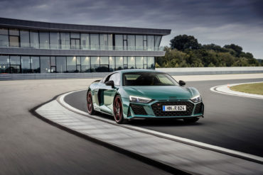 2020, audi, r8, green hell