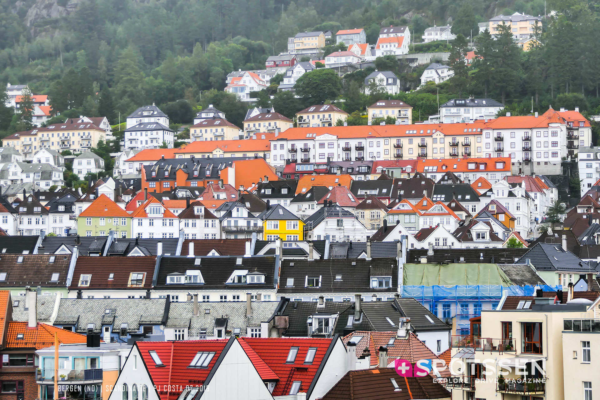 2019, bergen, norvège, scandinavie
