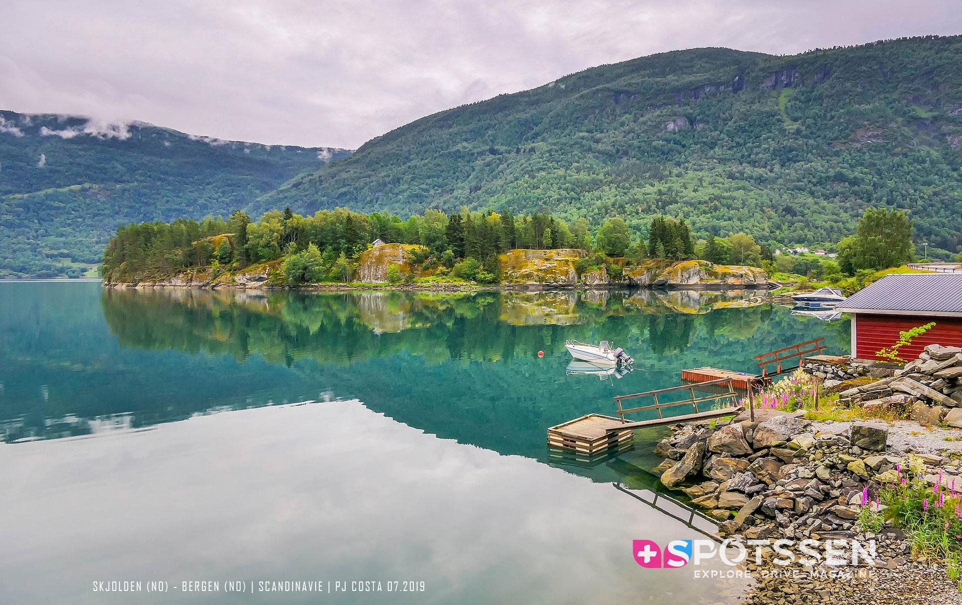 2019, skjolden, bergen, norvège