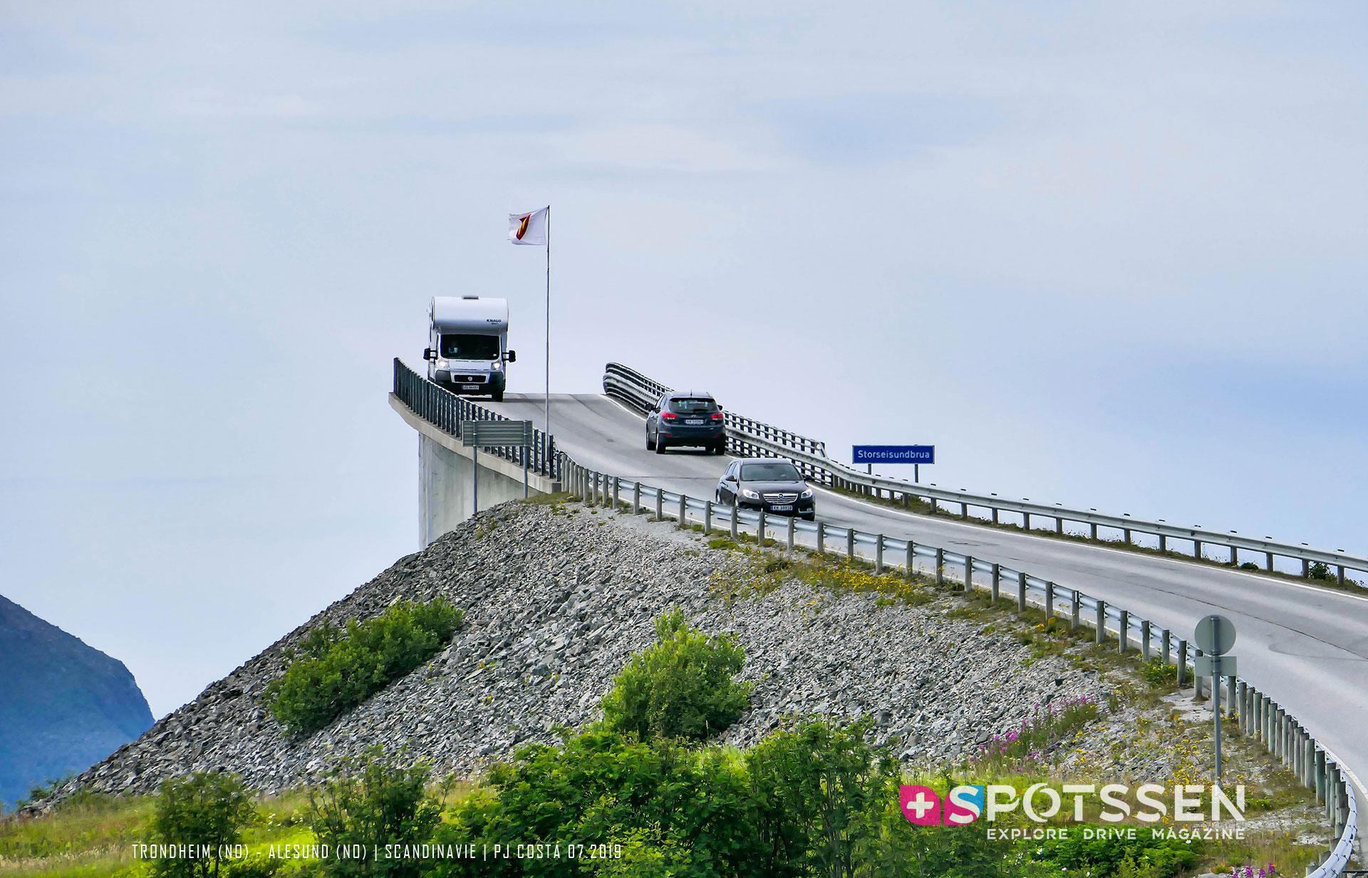 2019, route atlantique, norvège, scandinavie
