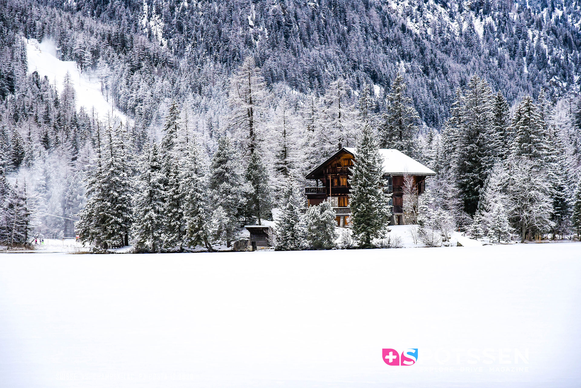 2020, champex-lac, valais, suisse