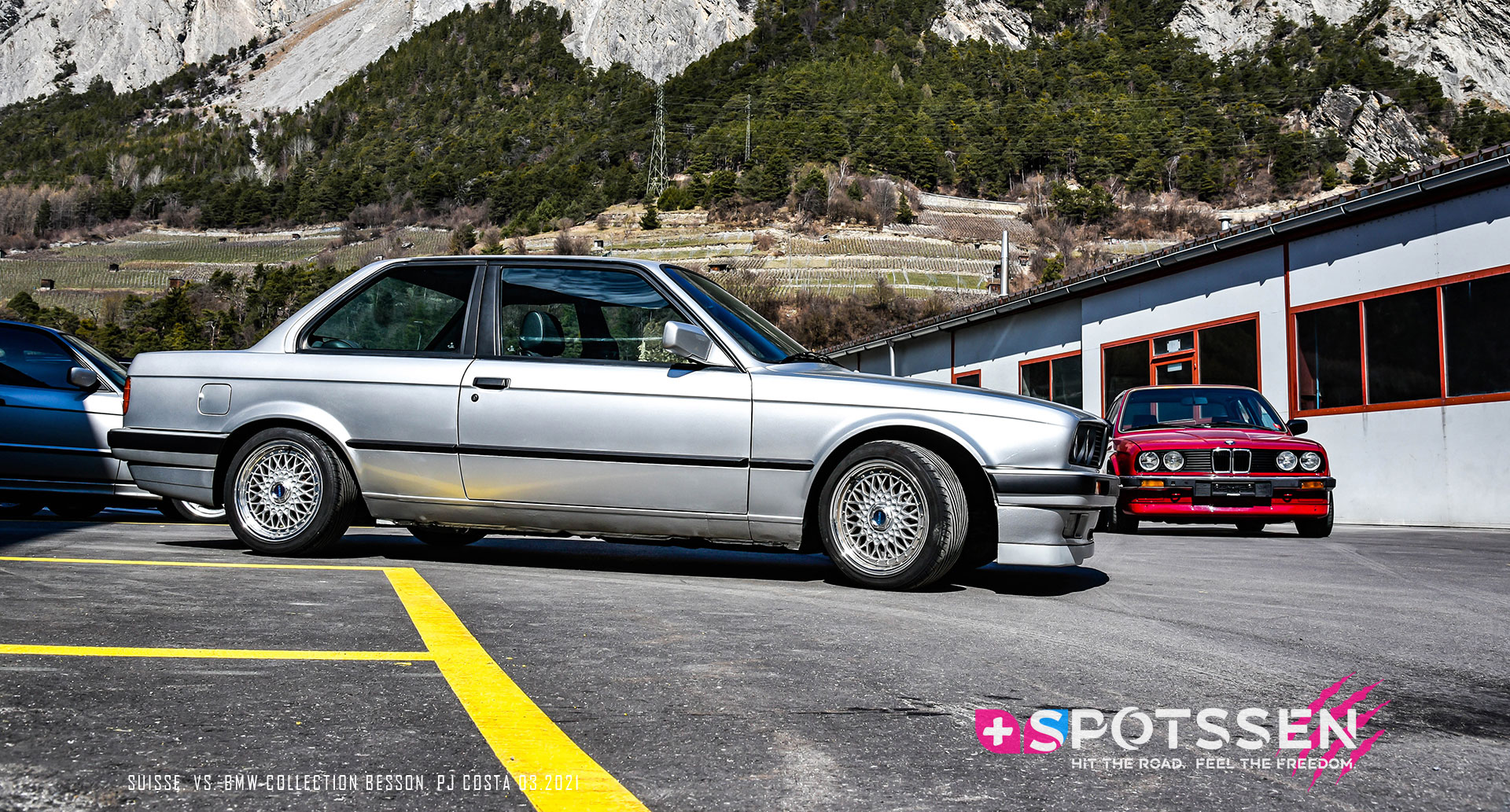 2021, bmw, collection besson, 318is