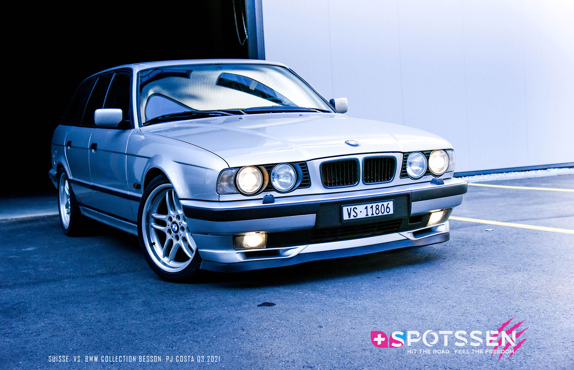 2021, bmw, collection besson, 540i