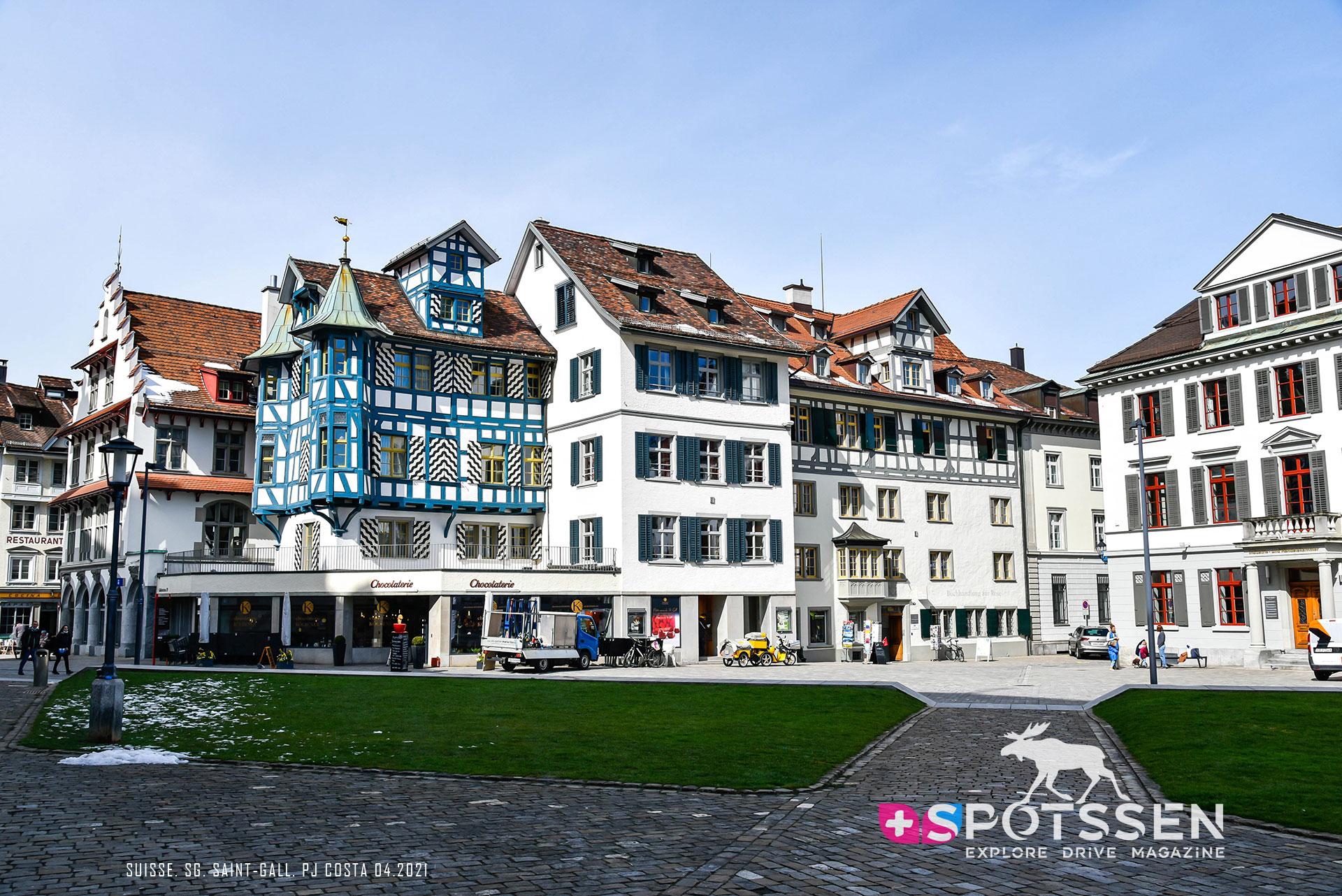 2021, saint-gall, suisse