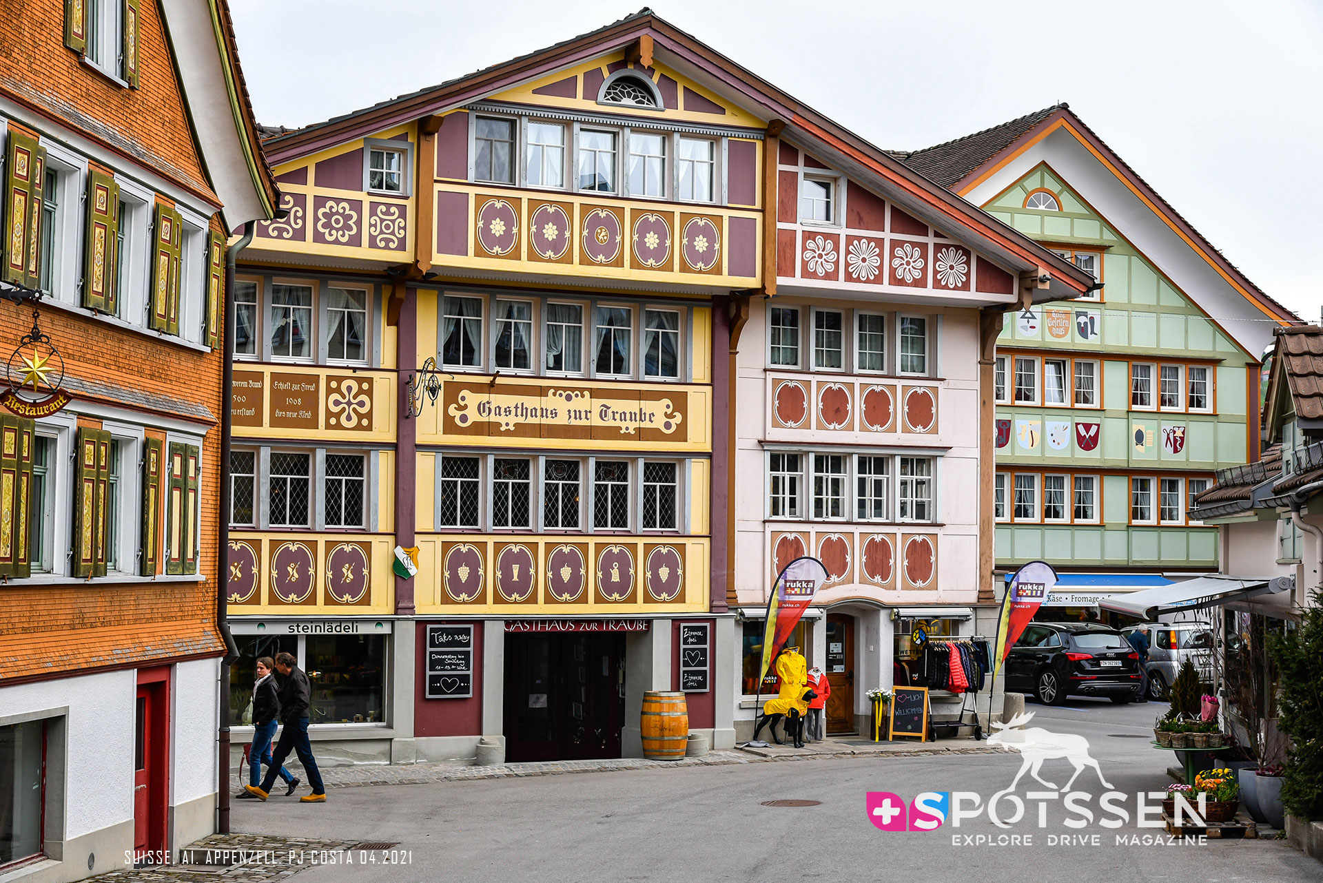2021, appenzell, suisse
