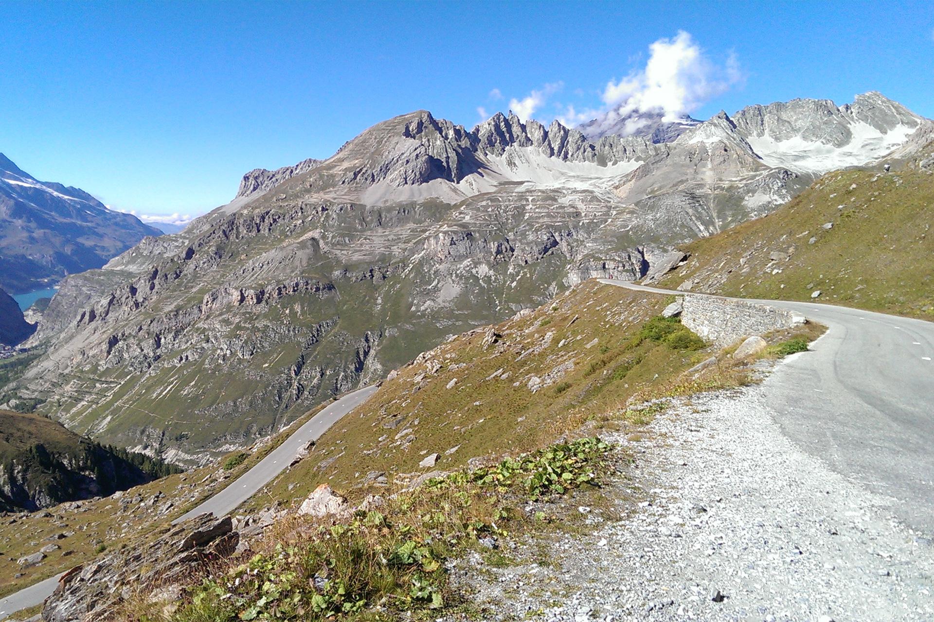 Col de la Madeleine Val-Cenis