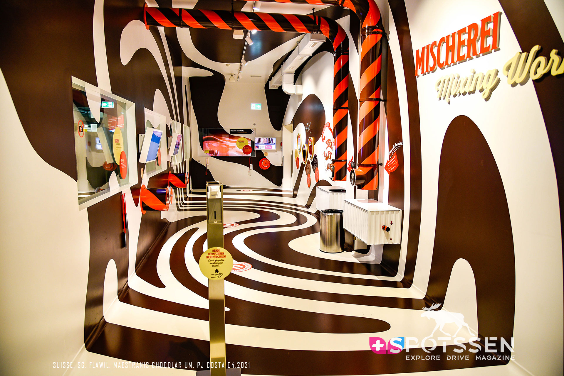 2021, chocolarium, maestrani's, flawil