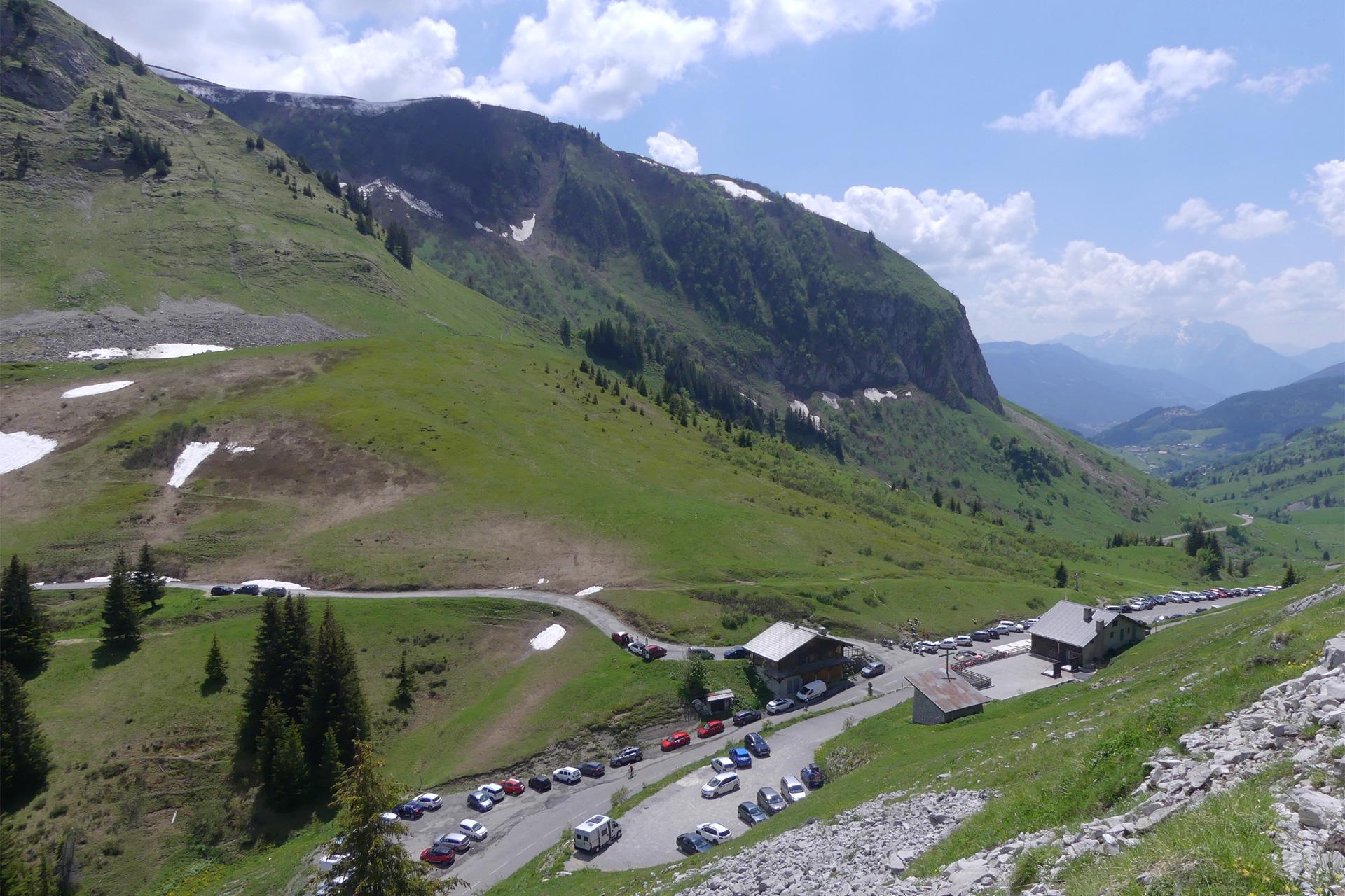 Col de Chinaillon Grand-Bornand