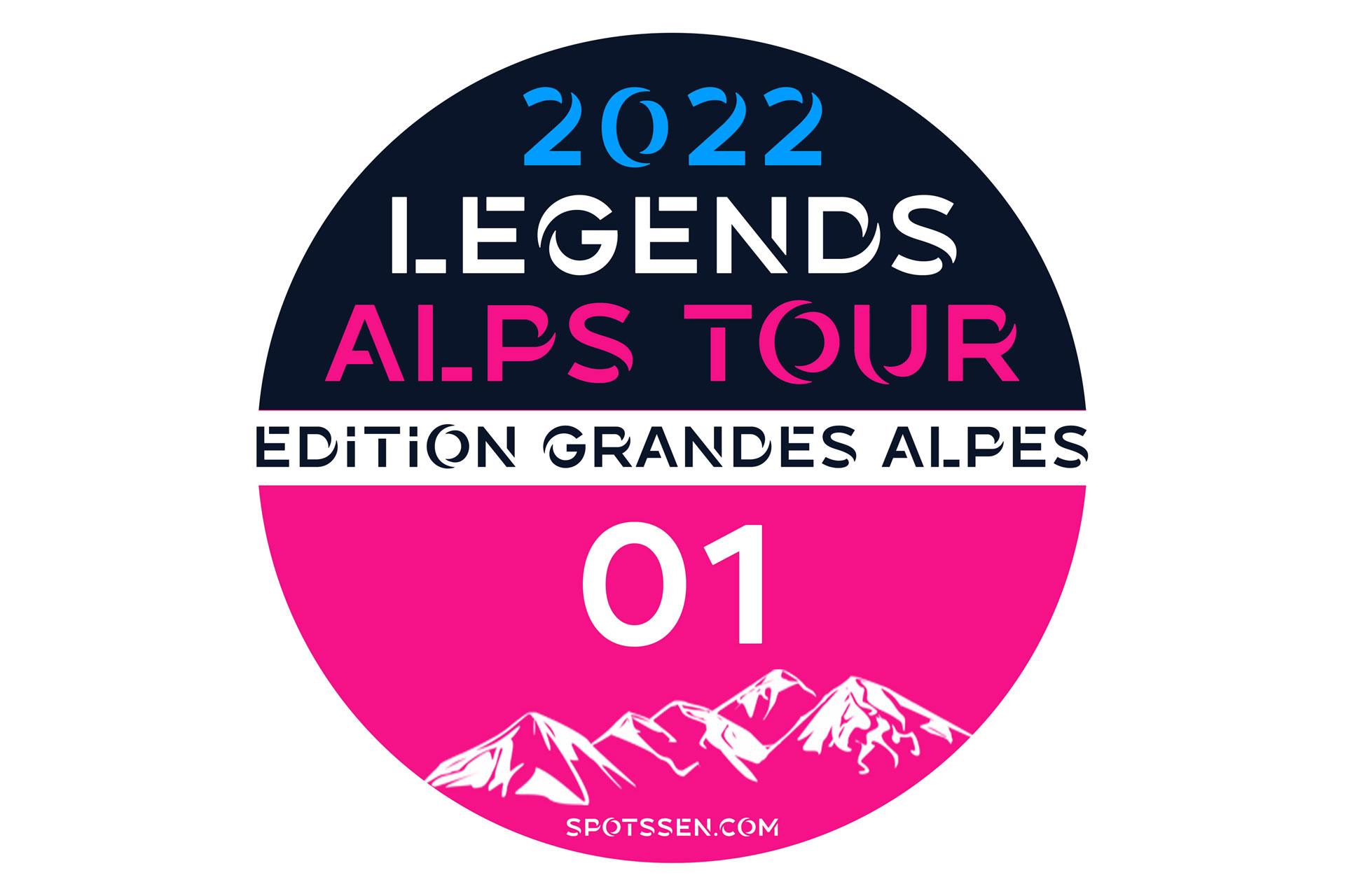 2022, legends alps tour, projet